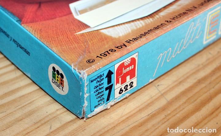Juegos educativos: MULTI ELECTRO 720 - COMPLETO Y FUNCIONANDO - AÑO 1978 - JUMBO - Foto 6 - 213548800