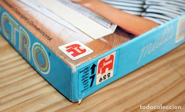 Juegos educativos: MULTI ELECTRO 720 - COMPLETO Y FUNCIONANDO - AÑO 1978 - JUMBO - Foto 7 - 213548800
