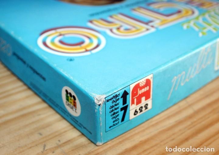 Juegos educativos: MULTI ELECTRO 720 - COMPLETO Y FUNCIONANDO - AÑO 1978 - JUMBO - Foto 8 - 213548800