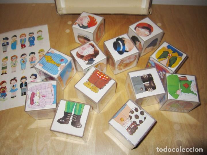 Juegos educativos: Juego Festival de disfraces. Circa 1980 - Foto 3 - 214943211