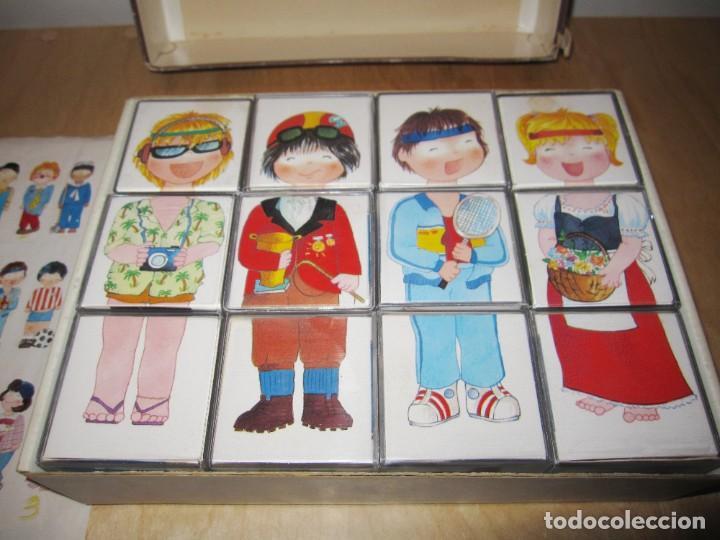 Juegos educativos: Juego Festival de disfraces. Circa 1980 - Foto 6 - 214943211