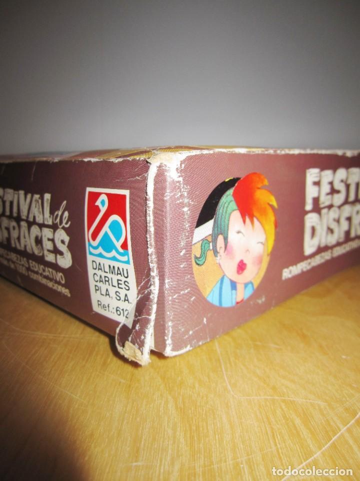 Juegos educativos: Juego Festival de disfraces. Circa 1980 - Foto 9 - 214943211