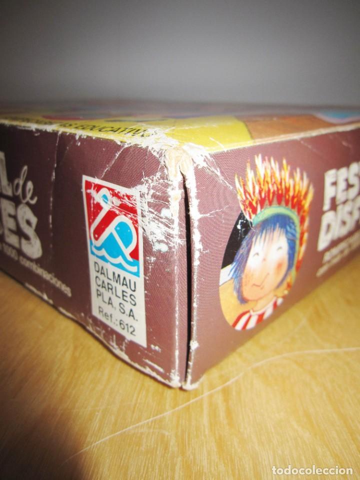 Juegos educativos: Juego Festival de disfraces. Circa 1980 - Foto 10 - 214943211