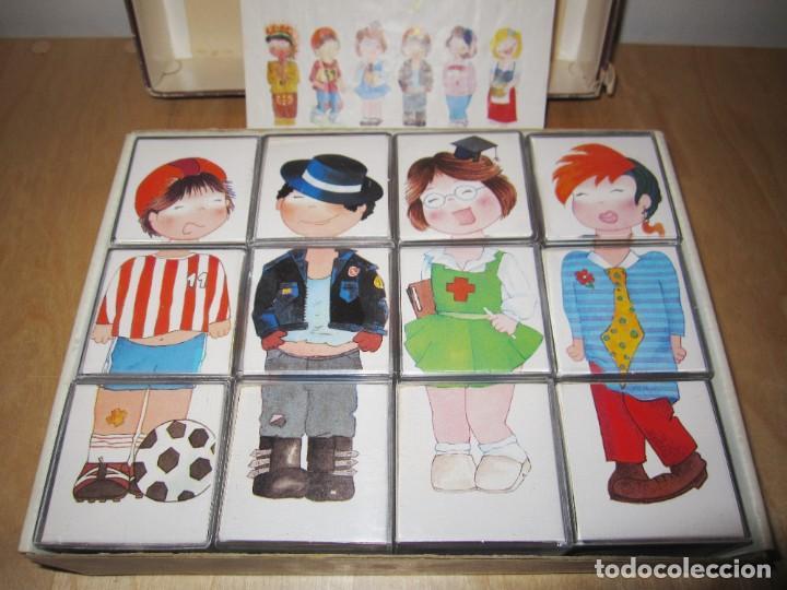 Juegos educativos: Juego Festival de disfraces. Circa 1980 - Foto 11 - 214943211