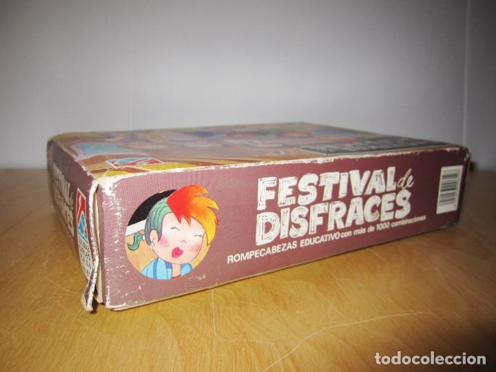 Juegos educativos: Juego Festival de disfraces. Circa 1980 - Foto 15 - 214943211