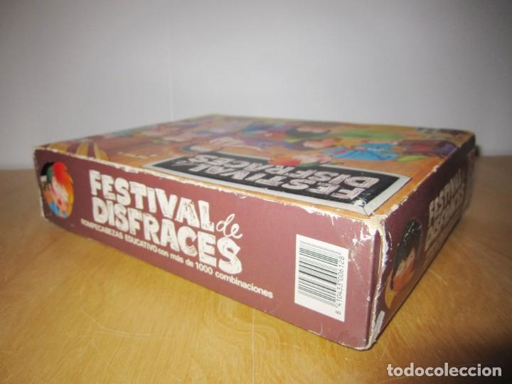 Juegos educativos: Juego Festival de disfraces. Circa 1980 - Foto 16 - 214943211