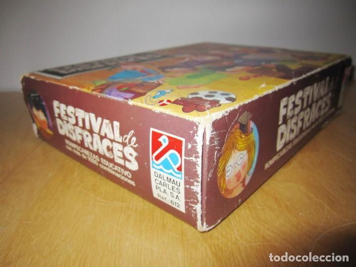 Juegos educativos: Juego Festival de disfraces. Circa 1980 - Foto 17 - 214943211