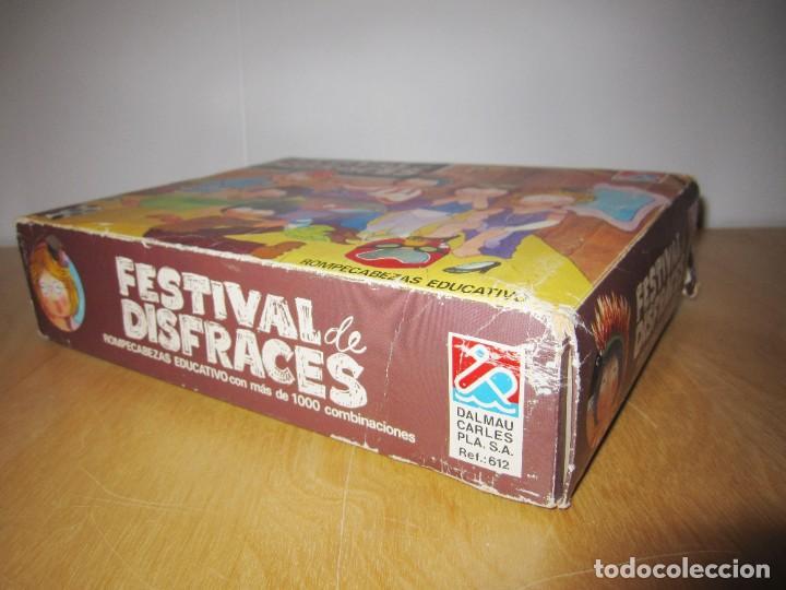 Juegos educativos: Juego Festival de disfraces. Circa 1980 - Foto 18 - 214943211