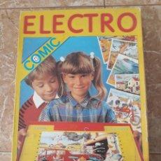 Juegos educativos: JUEGO ELECTRO COMIC, DE DISET, EN CAJA 1982. Lote 216833523
