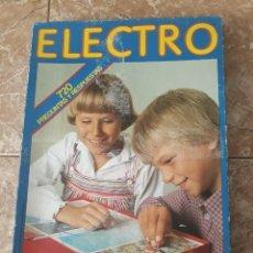 Juegos educativos: JUEGO 720 PREGUNTAS Y RESPUESTAS ELECTRO DE DISET. AÑOS 70-80 - INCOMPLETO. Lote 216885417