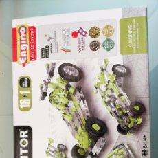 Juegos educativos: INVENTOR CAR MODELS ENGINO 16 EN 1. Lote 216997397