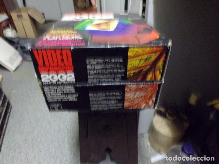Juegos educativos: video microscop 2002 juguetes instructivos nuevo resto de tienda vintage - Foto 2 - 217630755