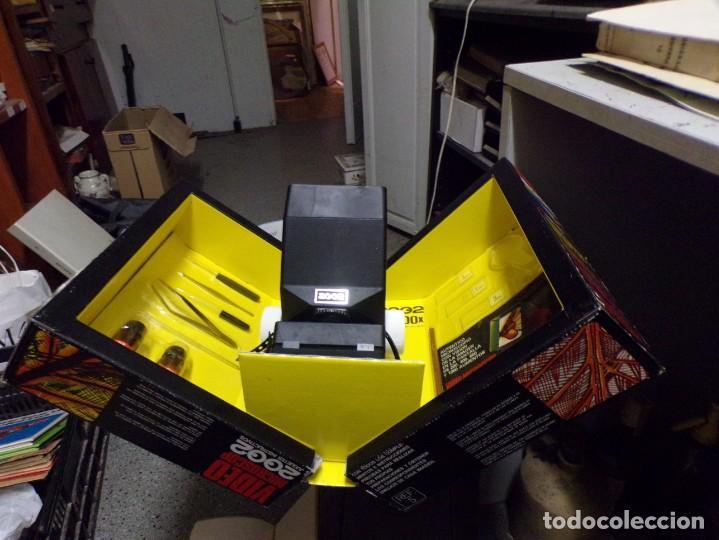 Juegos educativos: video microscop 2002 juguetes instructivos nuevo resto de tienda vintage - Foto 10 - 217630755