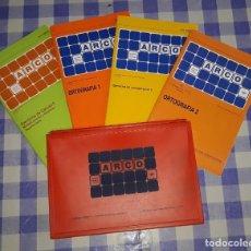 Juegos educativos: ARCO DOMINGO FERRER COMPLETO AÑO 1972 ES EL ESTUCHE GRANDE ESTA COMPLETO. Lote 217733461