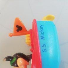 Juegos educativos: BARQUITA SALVAMENTO MICKEY BY MATTEL. Lote 218023987