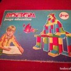 Juegos educativos: JUEGO DE ARQUITECTURA JUP. Lote 218197156