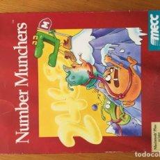 Juegos educativos: MACINTOSH APPLE NUMBER MUNCHERS. Lote 218483232