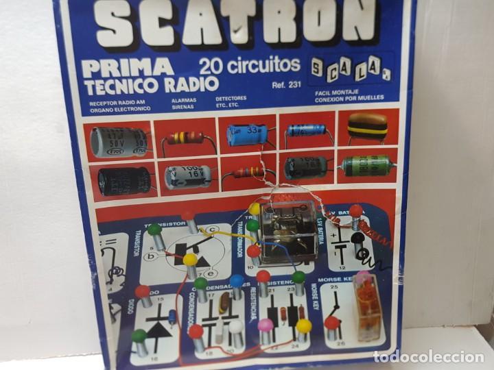 Juegos educativos: Scatron Prima sin abrir precintado ref.231 de Scala - Foto 3 - 219425673