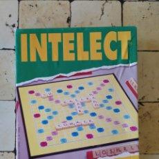 Juegos educativos: INTELECT DE CEFA. 1990. Lote 219987656