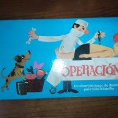 Juegos educativos: OPERACIÓN, UN JUEGO ELECTRIZANTE. Lote 220930828