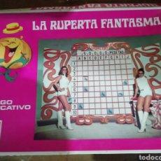 Juegos educativos: JUEGOS LA RUPERTA FANTASMA. Lote 221640915