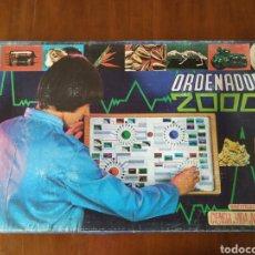 Juegos educativos: JUEGO ORDENADOR 2000. GRAINES. REF.524. AÑOS 70. INVESTIGACIÓN CIENCIA.VIDA. NATURALEZA.. Lote 221920522