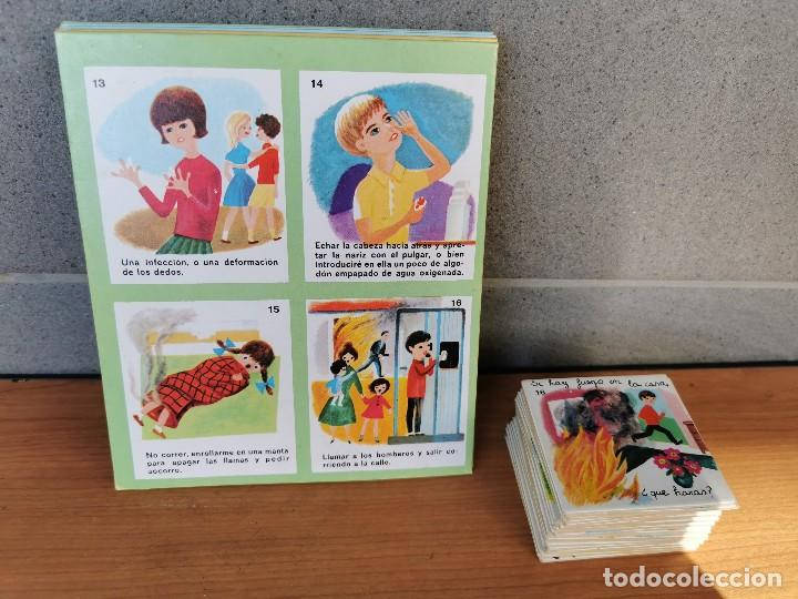 Juegos educativos: LOTO DE SOCORRISMO. JUEGO EDUCATIVO. DIDACTA. REF 700 - Foto 4 - 222084765