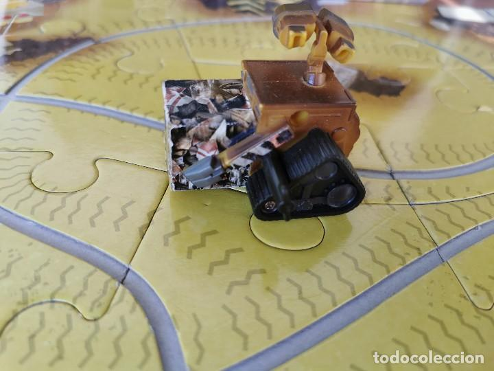 Juegos educativos: WALL. E PUZZLE - CIRCUIT MUSICAL DE DISNEY PIZZAR - Foto 4 - 222085375