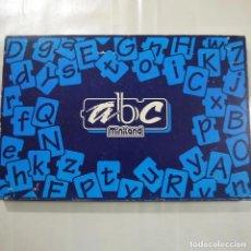 Juegos educativos: ABC MINILAND - ABECEDARIO PUZZLE. Lote 222678843