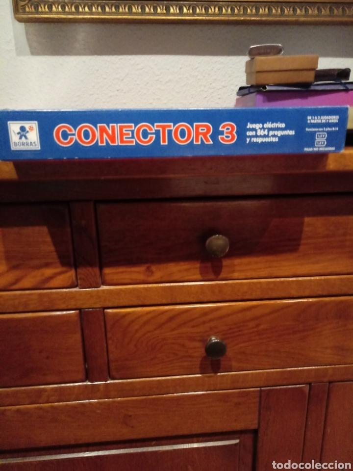 Juegos educativos: Juego conector 3. Años 80 de borras - Foto 2 - 222710892