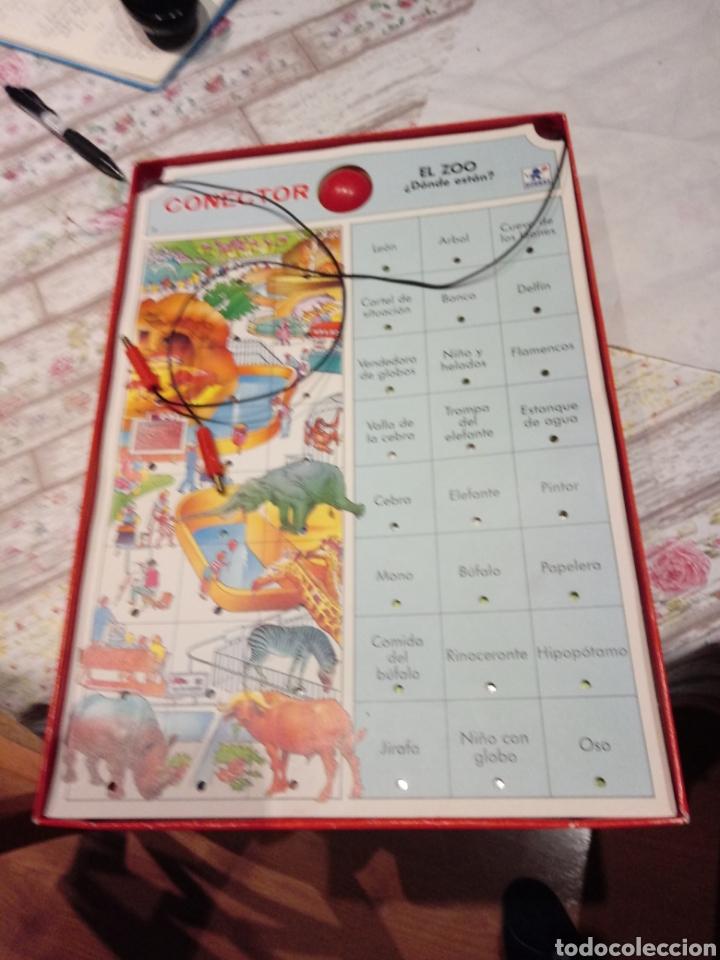 Juegos educativos: Juego conector 3. Años 80 de borras - Foto 4 - 222710892