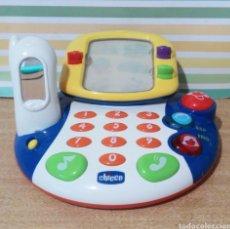 Juegos educativos: VIDEO TELEFONO PARLANCHIN DE CHICCO. Lote 222939691