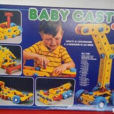 Jeux éducatifs: CONSTRUCCIÓN BABY CASTOR GIGANTE.MOLTÓ 80S.NUEVO EN CAJA SIN ABRIR.. Lote 223667250