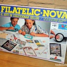Juegos educativos: FILATELIC NOVA - MEDITERRANEO - NUEVO Y PRECINTADO - A ESTRENAR. Lote 225583042