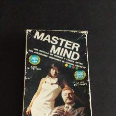 Juegos educativos: MASTER MIND H.H 1978 FALTAN INSTRUCCIONES. Lote 226008695