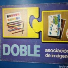Juegos educativos: EDUCA DOBLE ASOCIACIÓN DE IMAGENES A ESTRENAR. Lote 227906680