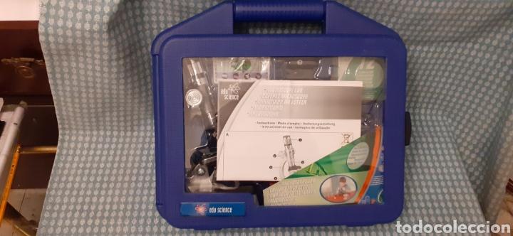 Juegos educativos: Microscopio Edu science, prácticamente nuevo - Foto 8 - 228443945
