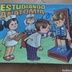 Juegos educativos: JUEGO ESTUDIANDO ANATOMÍA DE PSE. UN CLÁSICO. Lote 231580445