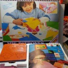 Juegos educativos: JUEGO MIS PATRONES DE FEBER EN CAJA ORIGINAL. Lote 231655550