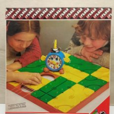 Juegos educativos: JUEGO INFANTIL TIC-TAC DE FEBER - ROMPECABEZAS ESTRATEGIA. Lote 232868155