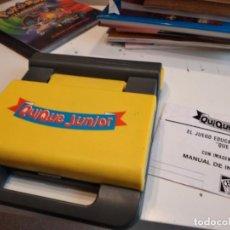 Juegos educativos: M-3 JUEGO EDUCATIVO QUIQUE JUNIOR CEFA TOYS SIN COMPROBAR VER FOTOS. Lote 233663480