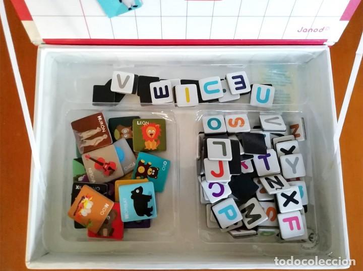 Juegos educativos: Magnetibook Alfabeto Español - Foto 4 - 235564105