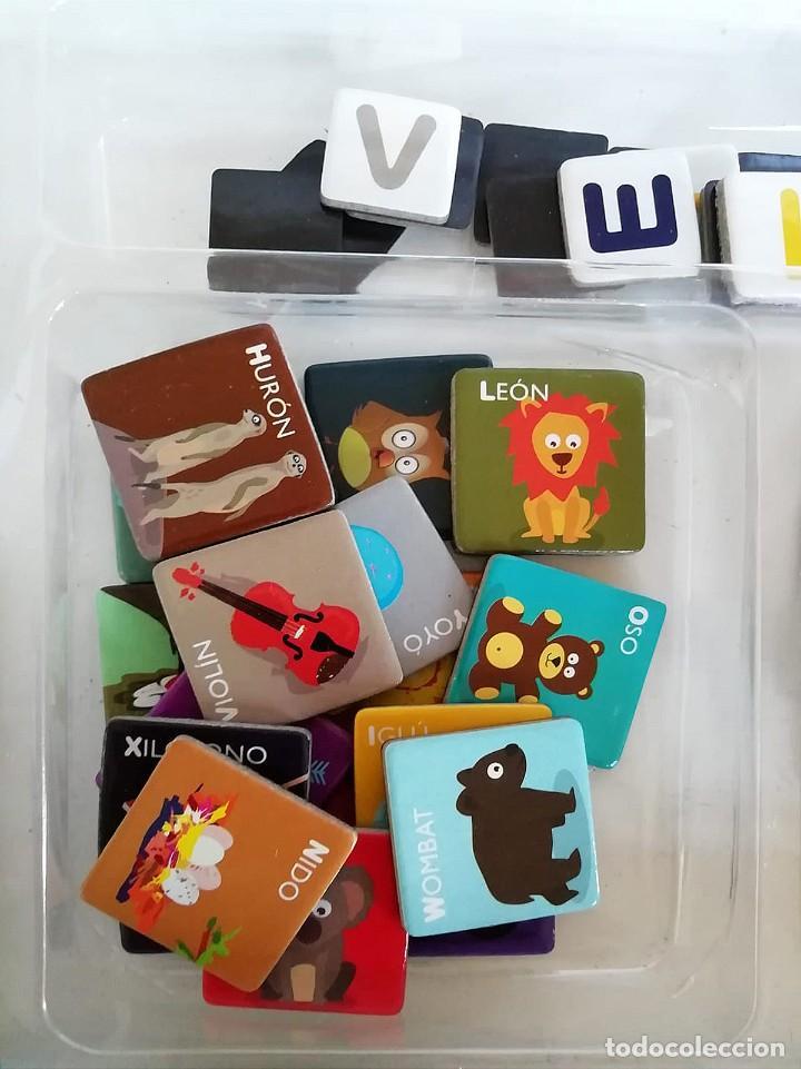 Juegos educativos: Magnetibook Alfabeto Español - Foto 5 - 235564105
