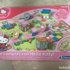 Juegos educativos: JUEGO GRANDE HELLO KITTY VA DE COMPRAS. Lote 235890585