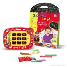 Juegos educativos: SÚPER PIZARRA SET GIOTTO BEBÉ.. Lote 236582905