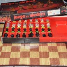 Juegos educativos: JUEGO DE AJEDREZ VINTAGE. Lote 236801615