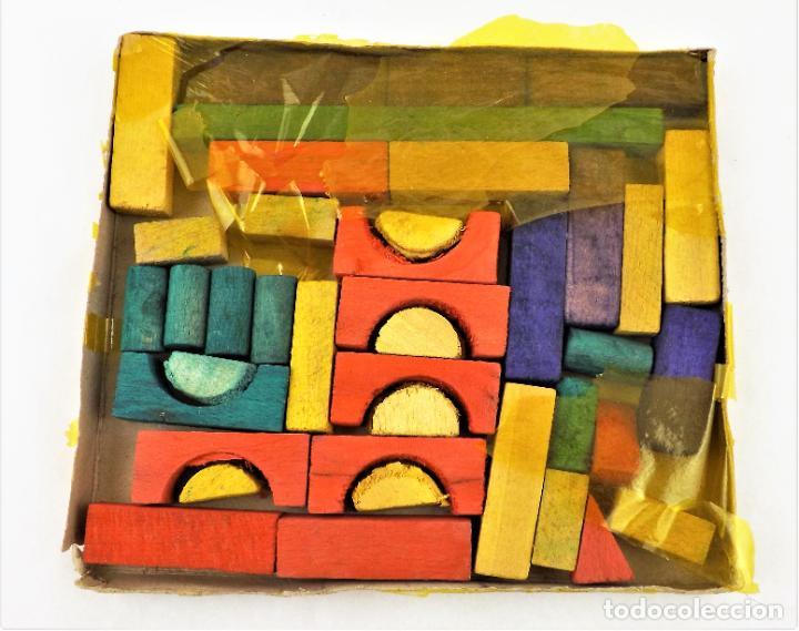 Juegos educativos: Juego de construcción Arquitectura oriental Años 30 - Foto 3 - 237146620