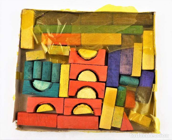 Juegos educativos: Juego de construcción Arquitectura oriental Años 30 - Foto 4 - 237146620