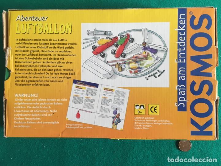 Juegos educativos: Juego de ciencia con globos, marca Kosmos - Foto 4 - 237761920