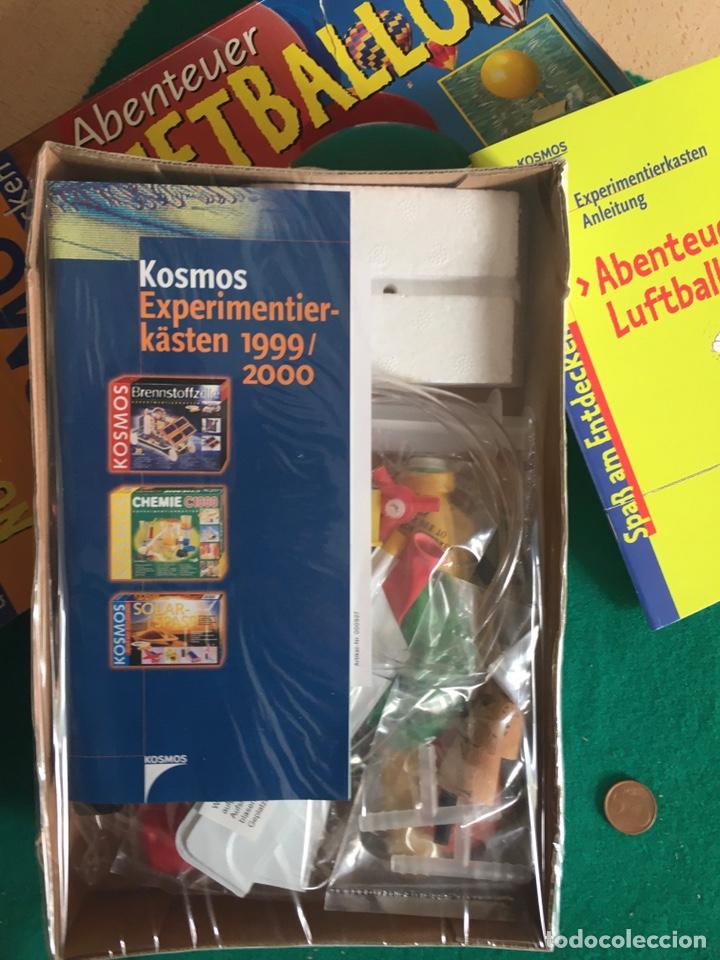 Juegos educativos: Juego de ciencia con globos, marca Kosmos - Foto 5 - 237761920